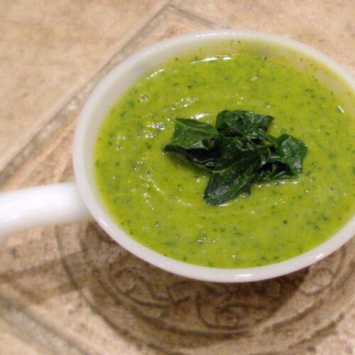 Kale Potato Soup