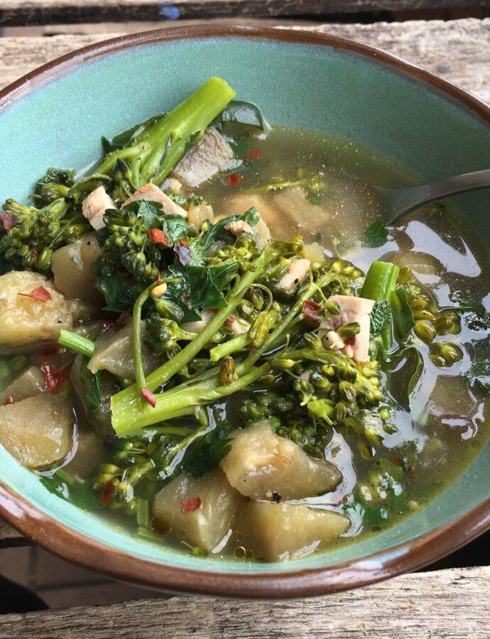 Preparing to Move + Gut Healing Soup