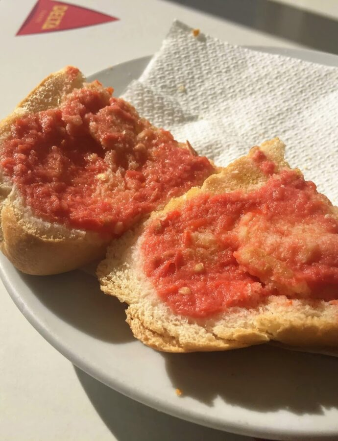 Pan con Tomate (Toast & Tomato)