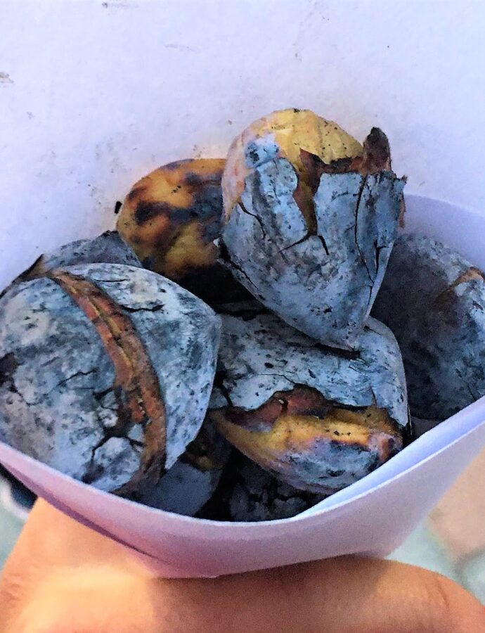 Roasted Chestnuts in Fuengirola