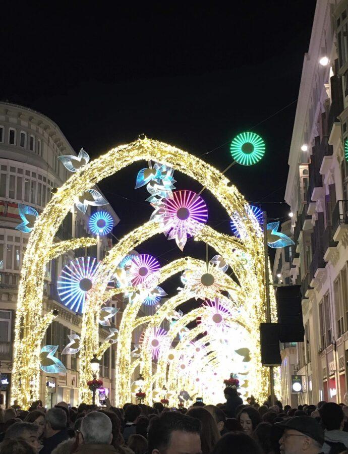 Celebration of Light + Snow