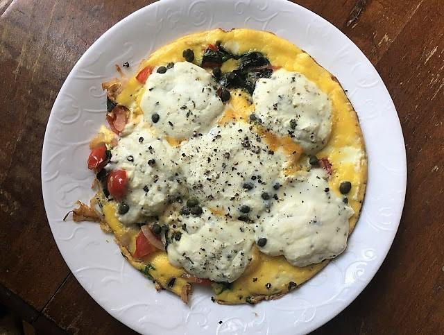 Ricotta Eggs