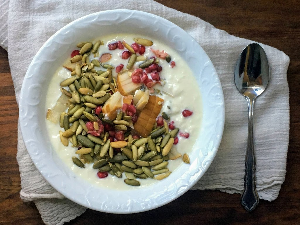 Autumn Harvest Yogurt