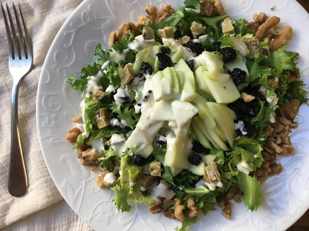 Fall Frisee Salad