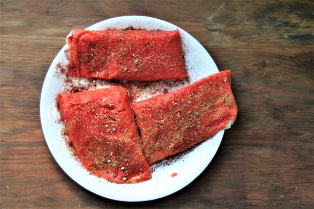 Pan Fried Salmon