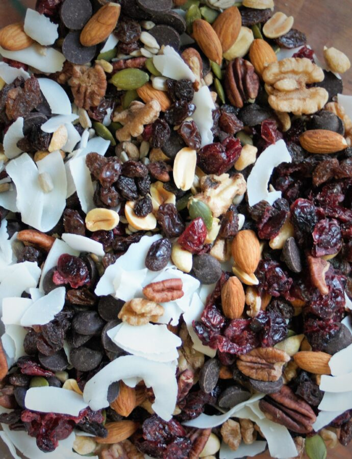 Stick With You Trail Mix